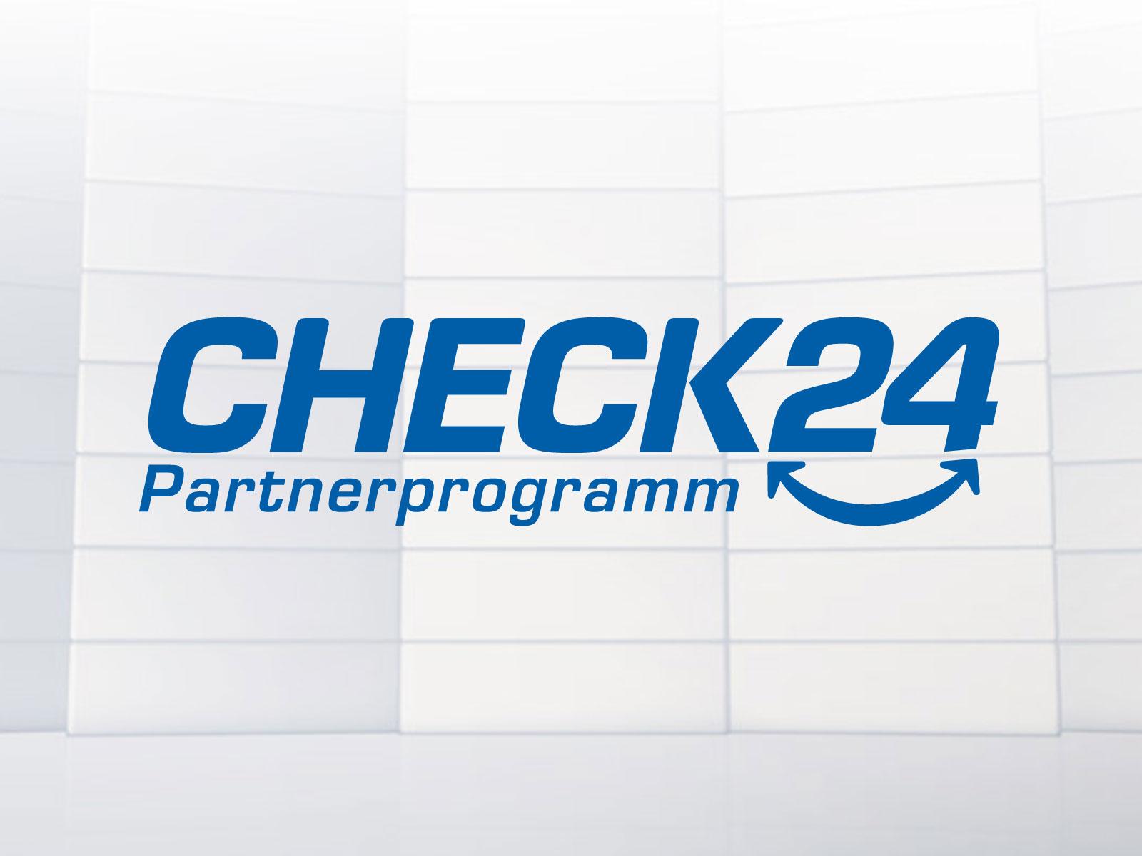 Check24-Werbepartner